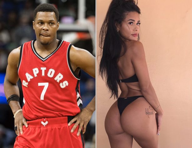 Rumor- Kyle Lowry Has A New Girl & She's Fire