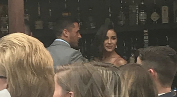 We Told You Last Month That Olivia Culpo & Danny Amendola Were Back Together