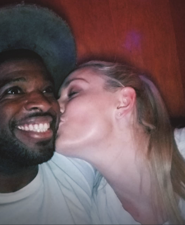 Lindsey Vonn & PK Subban Still Playing Hand Holders In Nashville
