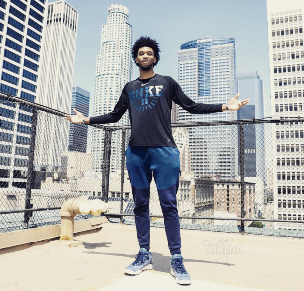 "df18ed617e29 This comes to us via our friends at  AZFinestMixtape ""Marvin Bagley and Puma  will reportedly agree to the largest rookie sneaker deal since Kevin Durant""  ..."
