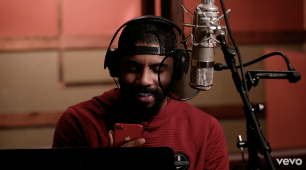 Kyrie Irving Should Stick To Basketball & Never Try Music Again