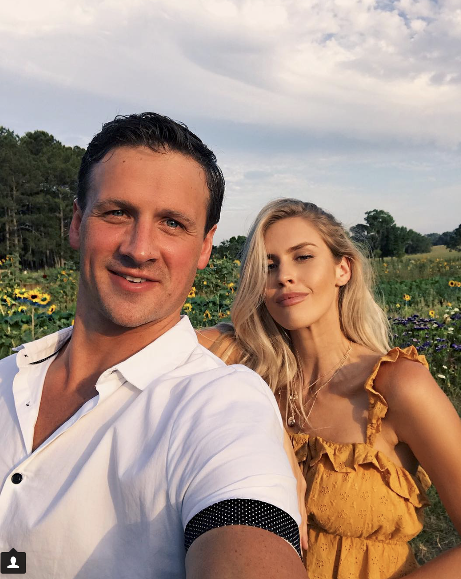 Video Ryan Lochte S Wife Kayla Rae Wants To Be A Sports Illustrated Swimsuit Model Terez Owens 1 Sports Gossip Blog In The World