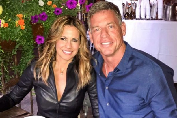 Troy Aikman Enjoing Himself In Maui With Wife ⋆ Terez