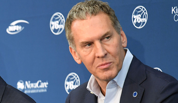 The Sixers Have Parted Ways With Bryan Colangelo After Finding His Wife Was Behind The Burner Accounts