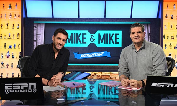 Mike Greenberg Says Golic Was 'The Best Thing That Ever Happened'