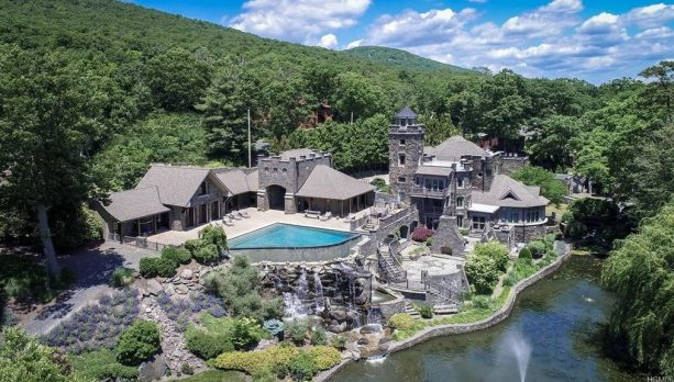 Derek Jeter Puts His Historic Tiedmann Castle On The Market For $14.75 Million