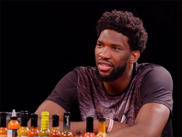 WATCH: Joel Embiid Talks About Owning T.J. McConnell In Video Games – 'He was about to cry'