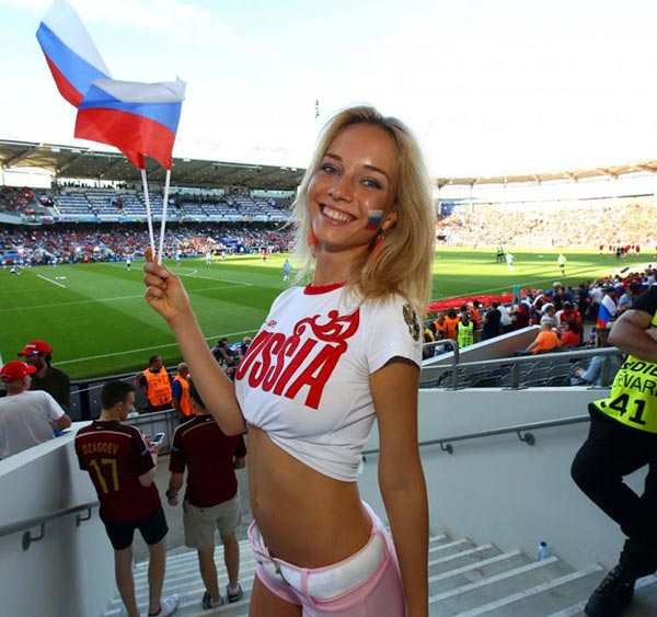 Russian Women Urged To Avoid Sex With Visitors At World Cup