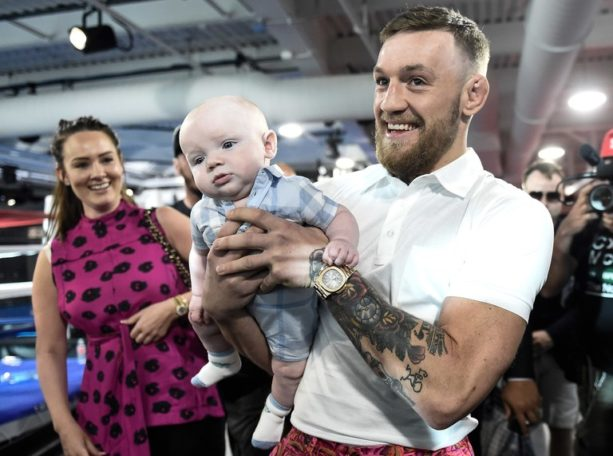 Conor McGregor and Wife Dee Having Another Baby