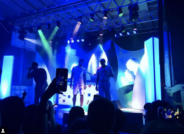Paul George Tells Crowd At Party In Oklahoma He's Staying With The Thunder