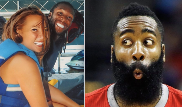 James Harden Sleeping With Larry Fitzgerald's Baby Momma?