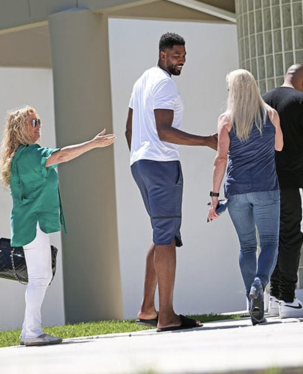 Tristan Thompson House Hunting Solo In Los Angeles