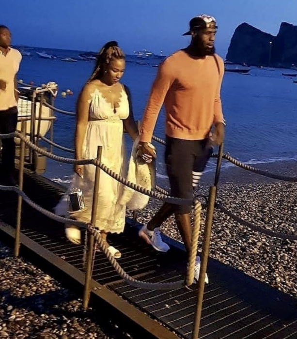 LeBron James and Wife Savannah Still Enjoying Italy