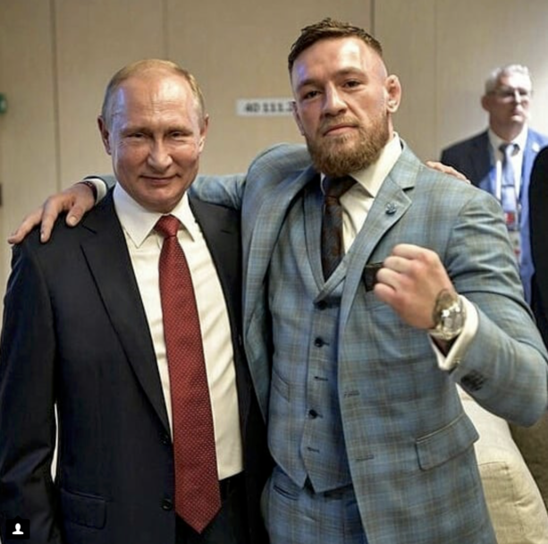 Conor McGregor Going HAM On His Birthday & At The World Cup