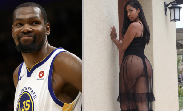 Does Kevin Durant Have A New Female In His Life?