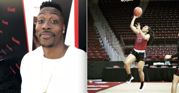 Dwight Howard Has A New College Basketball Player Girlfriend