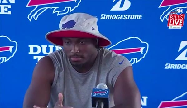 LeSean McCoy 'Confident' He'll Play Week 1 Despite Robbery Investigation (VIDEO)