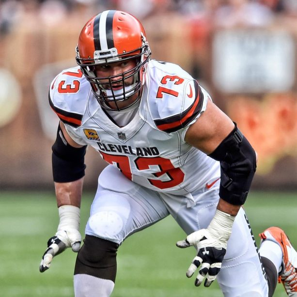 WATCH: Joe Thomas Tries To Say Something Nice About All 21 Browns QBs He Blocked For