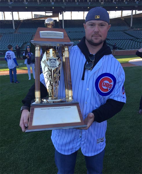 Cubs P Jon Lester PSA To Athletes – Give Your Twitter Account A Bath (TWEETS)