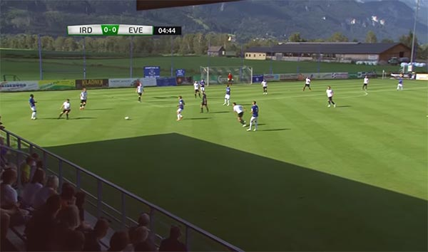 Frustrated Goalkeeper Simply Leaves Goal Open During 22-0 Loss