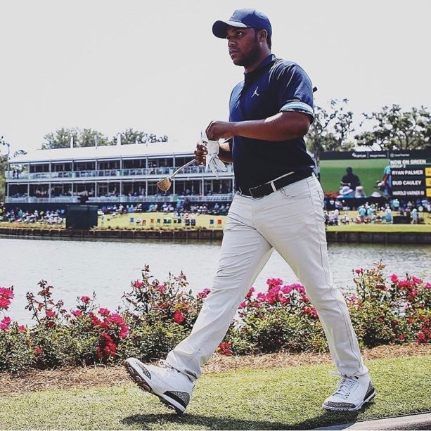 Pro Golfer Harold Varner III Mows His Parents' Lawn The Day After Big Payday