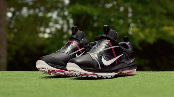 Nike Debuts Scotland-Inspired 'Car-Nasty' Golf Shoes For Open Week