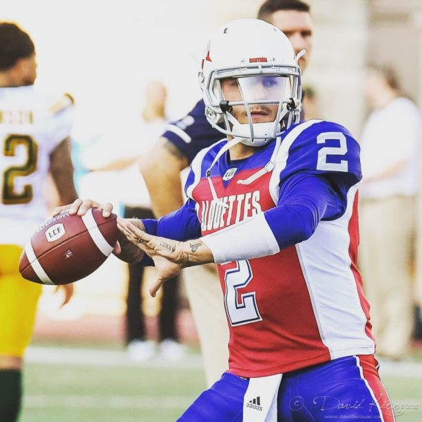 Johnny Manziel To Start For Montreal Alouettes