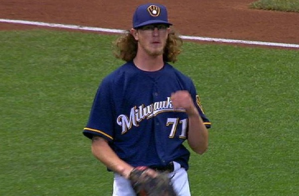 Brewers & MLB Release Statements On Josh Hader's Offensive Tweets