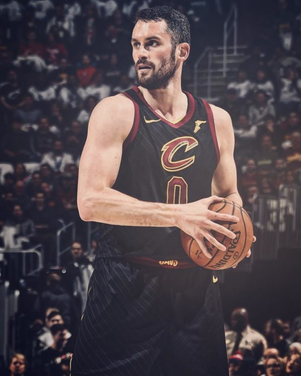 Kevin Love Has Signed A $120 Million Extension With Cleveland