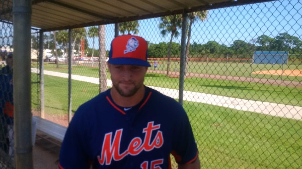 Report: Tim Tebow Likely Out For Season After Breaking Bone In Hand