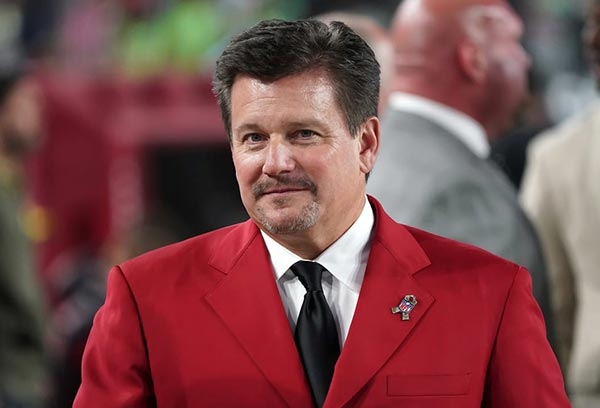Arizona Cardinals Owner Michael Bidwill Showing Support For Trump's SCOTUS Pick