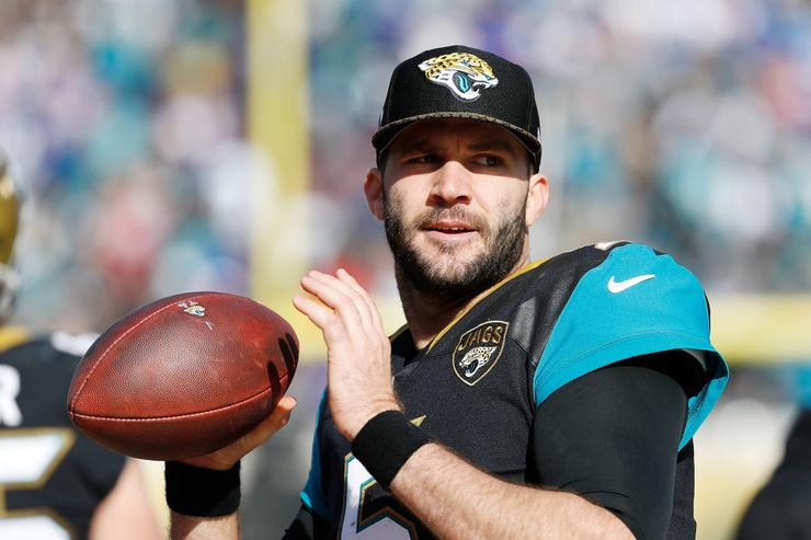 Blake Bortles Bought Meals For Jacksonville First Responders after Madden Tournament Shooting