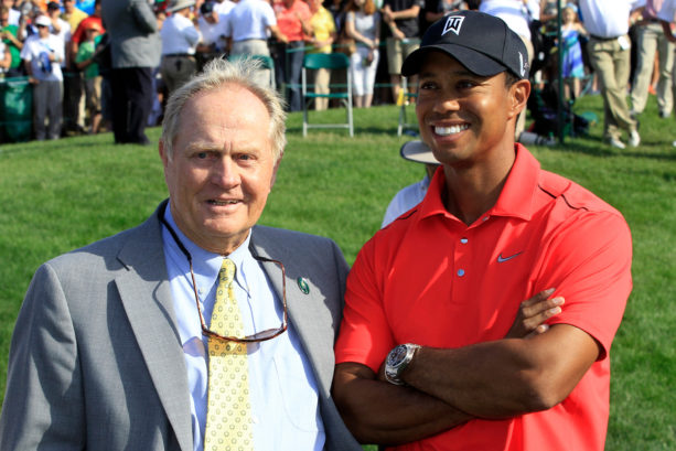 Jack Nicklaus Agrees With Tiger Woods' Political Comments