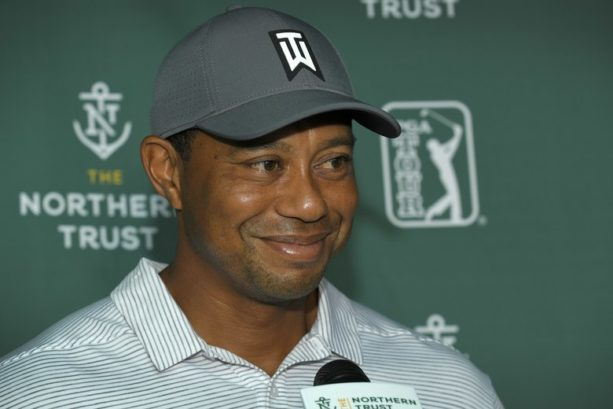 Tiger Woods Says The PGA Tour's Player Of The Year Race Is Over