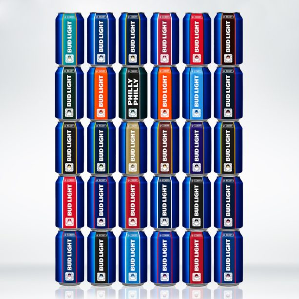 ... Along With An NFL Shield Edition To Round Out The Collection. The New  Cans Will Hit Shelves Beginning The Week Of August 13 Nationwide. U2013 TO