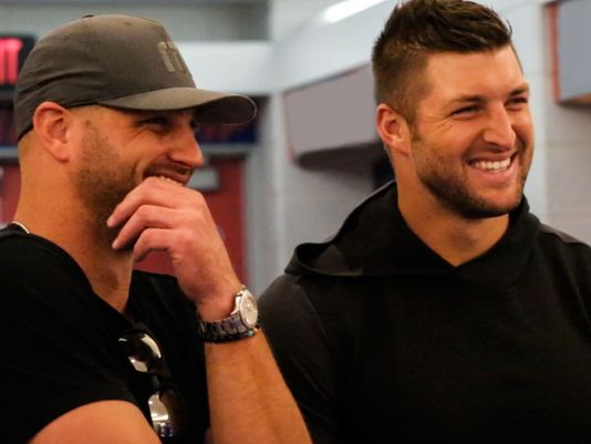 Tim Tebow And His Brother Producing Faith-Based Football Movie