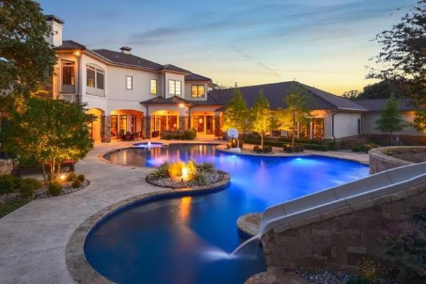 Jermaine O'Neal Selling His Dallas Megamansion For $11M