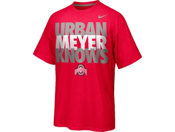 Urban Meyer Shirt Sells Out Right After Being Suspended