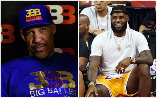 LaVar Ball: LABron 'Can't Teach Lonzo Nothing' (VIDEO)
