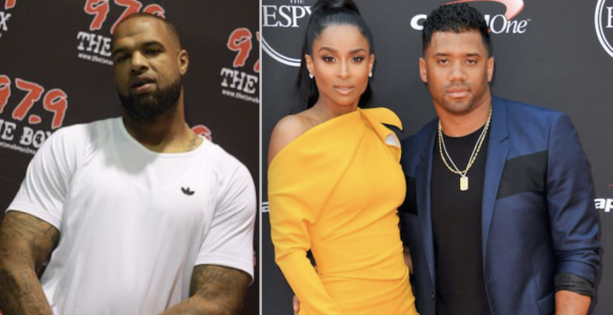 Slim Thug Thinks Russell Wilson and Ciara's Relationship Is Fake