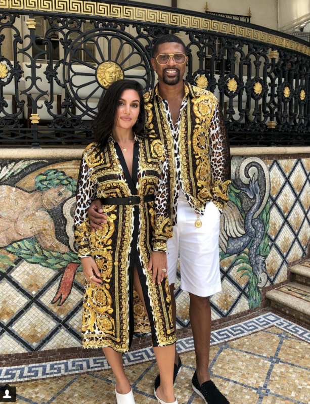 Newly Married Molly Qerim and Jalen Rose Enjoying Life