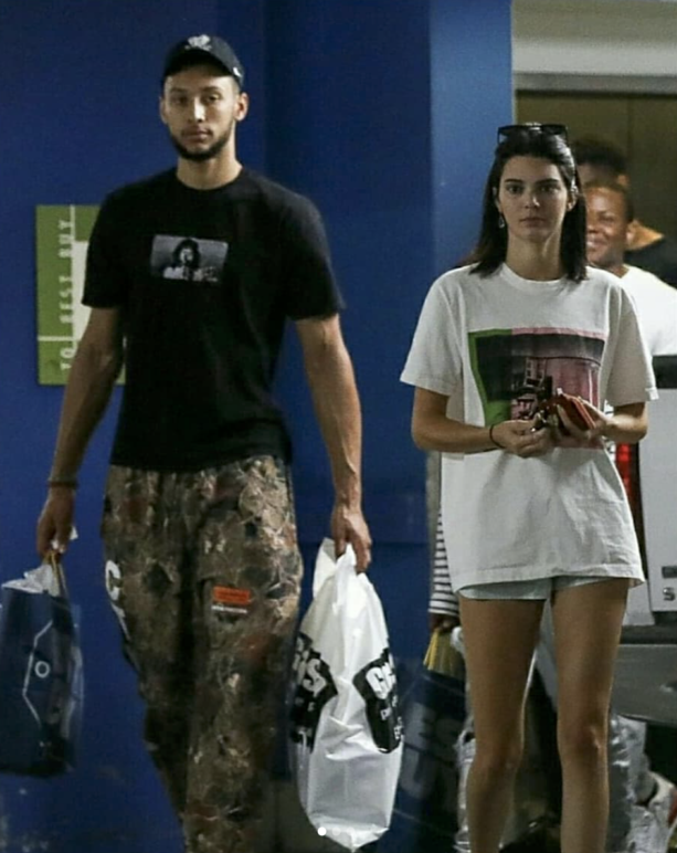 Kendall Jenner and Ben Simmons Spotted At West Hollywood Best Buy