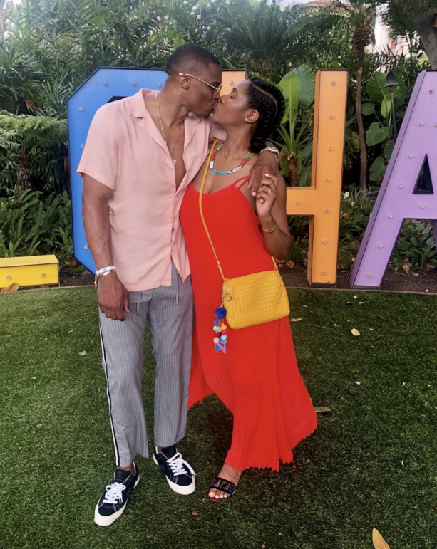 Russell Westbrook's Wife Announces She's Pregnant With Her Second Child