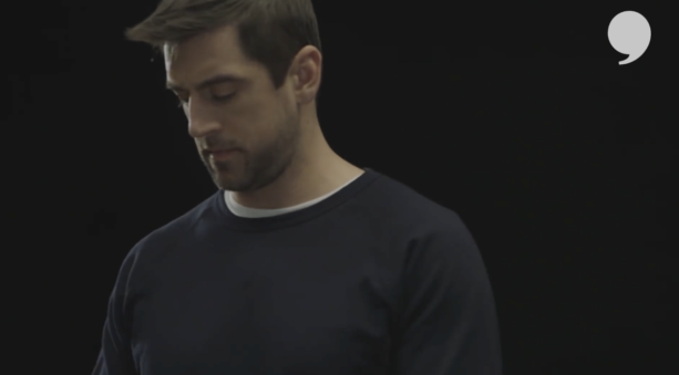 Aaron Rodgers Talks About His Gandfather Serving In New Ad…But Didn't Attend Funeral
