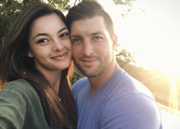 Tim Tebow's Girlfriend Wishes Him A Happy Birthday