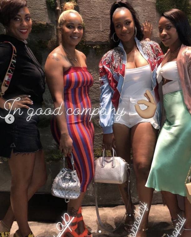 LeBron James Wife Celebrates Her 32nd Birthday With The Girls
