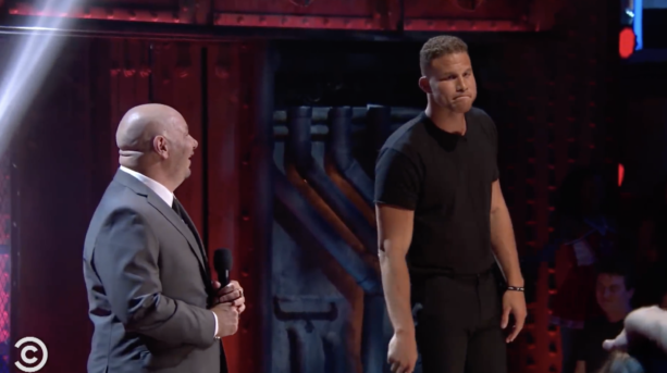 NBA Star Blake Griffin vs. Jeff Ross – Uncut – Roast Battle III