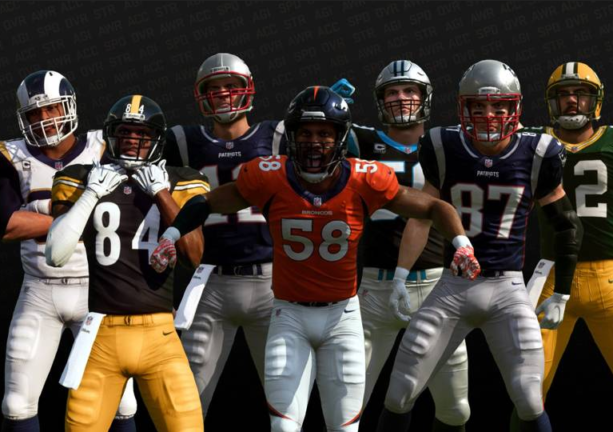 The 28 Best Players In The NFL According To Madden NFL 19