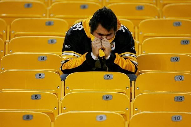 LOL- Steelers Being Investigated For Deflated Footballs