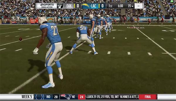 Even Madden 19 Thinks The Chargers Should Be In San Diego